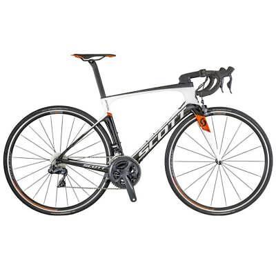 0428530f56f 2018 Scott Foil 10 Ultegra Di2 Carbon Fiber Road Bike 56cm Retail $4200
