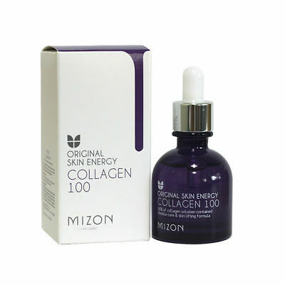 Mizon Collagen 100 Ampoule 30ml / Free Gift / Korean Cosmetics