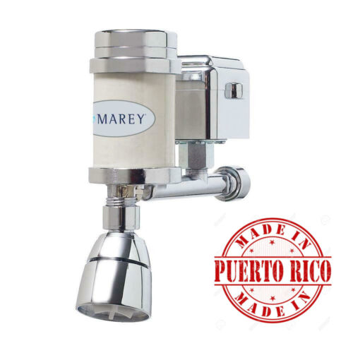New MAREY 110V 1.5 GPM Electric Mini Tankless Shower Water Heater FREE SHIPPING