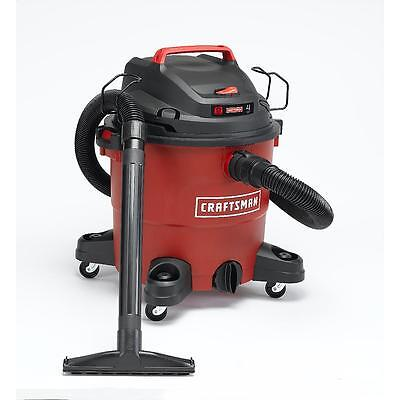 Craftsman Wet Dry Vac 9 Gallon Vacuum Cleaner 4 Peak Hp Portable Shop Blower New