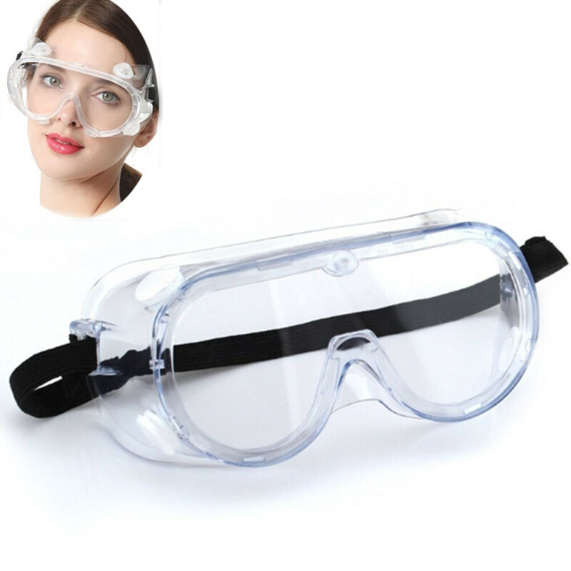3M Safe Lab Glasses Protective Medical Goggles Chemical Industrial Eyewear Anti