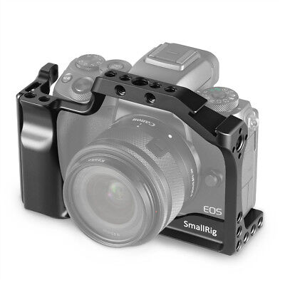SmallRig Camera Cage Kit w/Arca Swiss QR Plate for Canon EOS M50 & M5 - 2168 ()