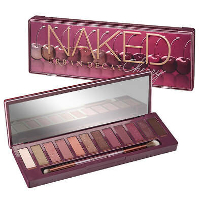 Original Urban Decay Naked Cherry 12 Color Eye Shadow Palette - New in box