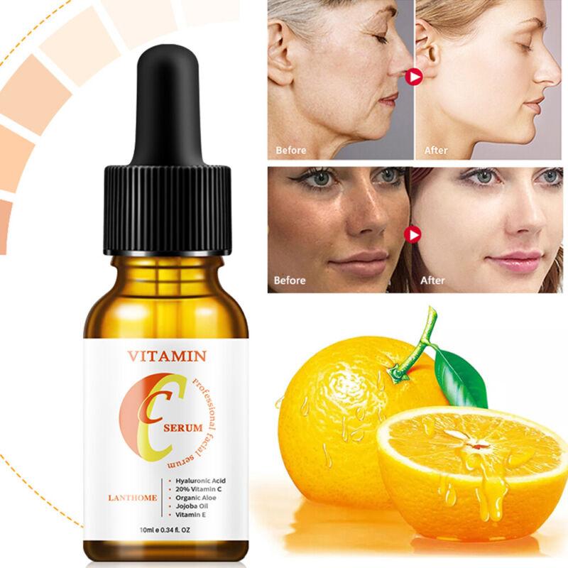 Hyaluronic Acid Vitamin C Serum Retinol Face Whitening Serum