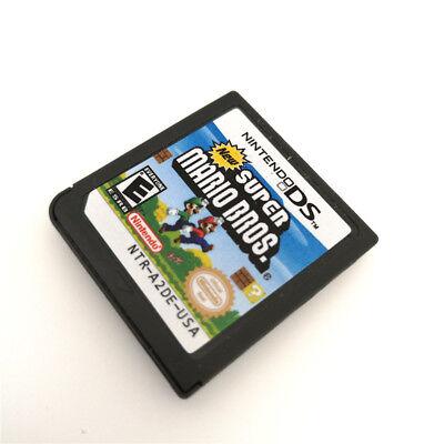 NEW SUPER MARIO BROS Spiele für Nintendo 3DS/NDS/NDSI/NDSL Game Cartridge