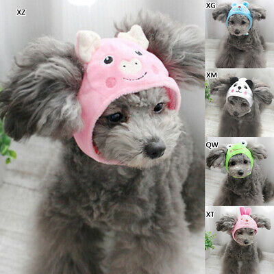 Pet Cat Dogs Cap Hat For Puppy Teddy Shapeshift Cute Small Animals Costumes](Pet Costumes For Small Dogs)