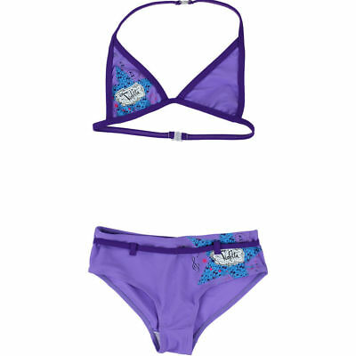 Disney Violetta Bikini Badeanzug, Lila, 6 Jahre - 116