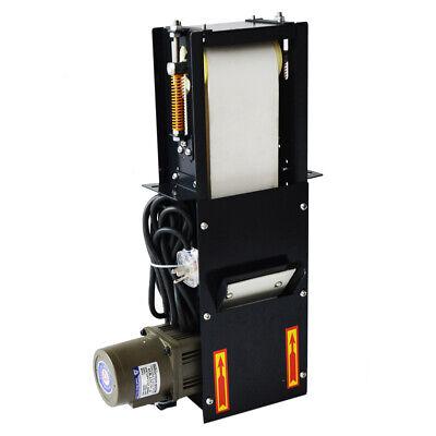 110v 20cm Belt Type Oil-water Separator Belt Type Oil Remover Skimming Machine