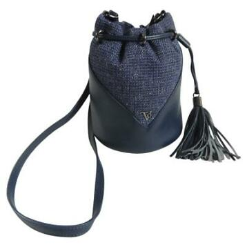 Verbazingwekkend ≥ TOV Essentials tas Farrah saddle bag donkerblauw navy - Tassen SD-94