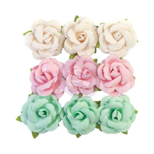 Prima Flowers - Dulce By Frank Garcia - Fluffy Candy 644543 - Ivory Pink Green
