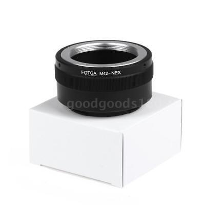 Fotga M42 Anello d'Adattatore per for Sony NEX E-mount NEX NEX3 NEX5n NEX5t A7 usato  Italia