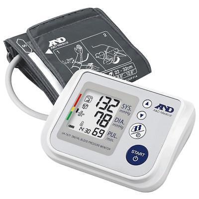 A&D Medical AND-UA-767F Latex and Metal Free Upper Arm Blood Pressure
