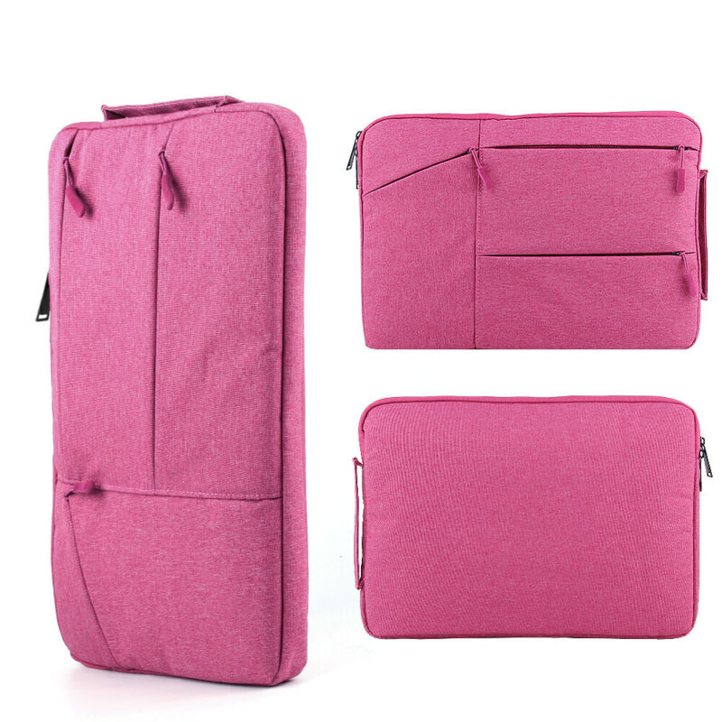 """17.3/"""" Soft Sleeve Universal Case Bag Portable Pouch Cover for Lenovo Computer"""