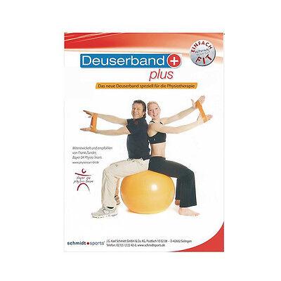 Plus Therapie (Deuserband PLUS Physiotherapie Band zur Mobilisierung Stabilisierung)