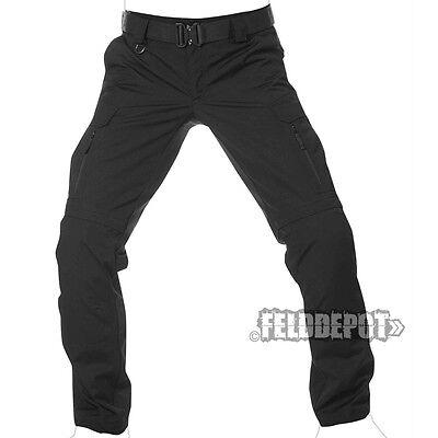 UF Pro P-40 Classic Tactical Pants Schwarz Black Einsatzhose