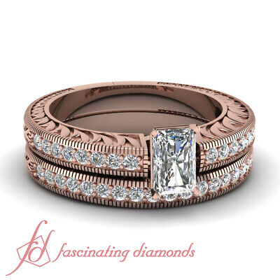 Vintage Engagement Rings And Wedding Bands For Women With Ra
