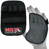 New Grip Weight Lifting Pads Fitness Training MRX Gym Gloves Workout