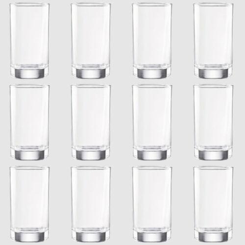 12x Longdrink Gläser Set Cocktailgläser Trinkgläser Wassergläser Wasserglas Glas