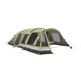 Outwell Wolf Lake 7 tent.