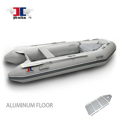 "290-TS (9'5"") INMAR Inflatable Boat Alum Floor Tender / Yacht / Dingy / Sailing"