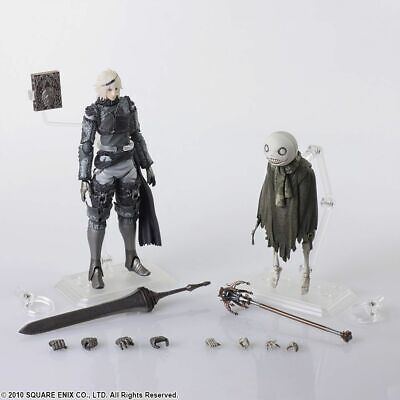 NieR Automata Replicant Gestalt  Acrylic Stand Figure Yonah Square Enix Cafe