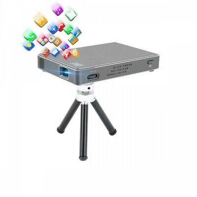 PTVDISPLAY A1 Grey Pico Bolsillo Mini HD Proyector para Smartphones De Japón...