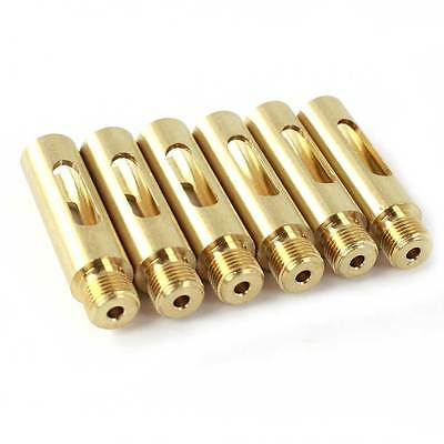 Safety Tip - OSHA Compliant Brass Safety Tip For Air Blow Guns 1/8