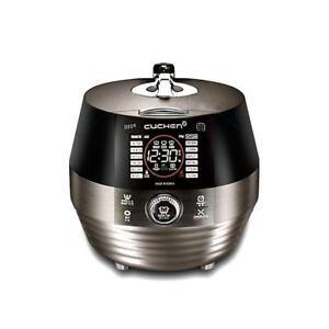 NEW Cuchen 3D IH Pressure Rice Cooker CJH-PC0610RC, 110V w Free Blender gift