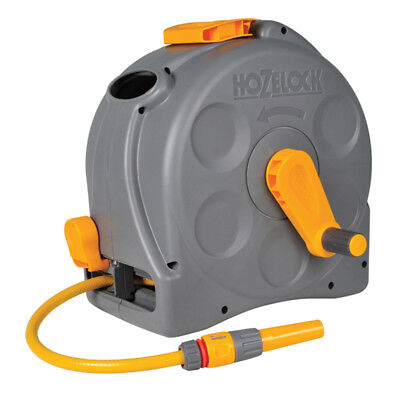 Hozelock 2415 2-in-1 Compact Hose Reel 25m