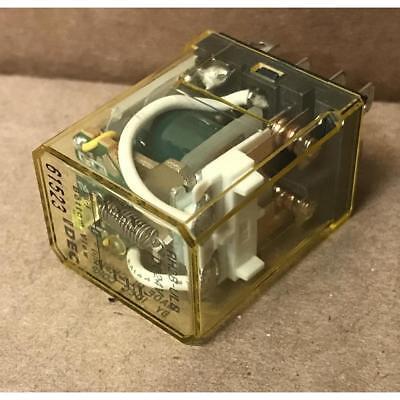 Idec Corp Rh2b-uld-dc24v13b0019n05 10 Amp 24volt Dpdt Mini Compact Power Relay