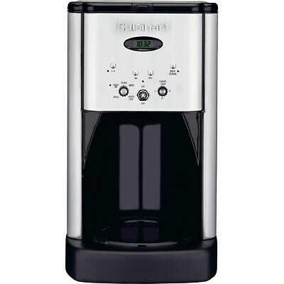 Cuisinart DCC-1200 Brew Central 12 Cup Programmable Coffeemaker, -