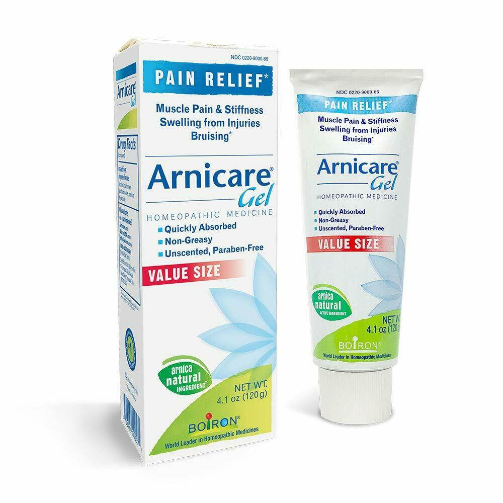 Boiron Arnicare Gel 4.1 Ounce  Topical Pain Relief Gel