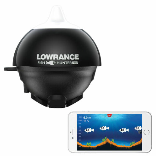 Lowrance FishHunter Pro Castable Wireless Transducer 14239