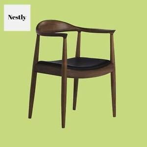 Replica Hans Wegner Round Chair/Kennedy Chair. Scandinavian Wetherill Park Fairfield Area Preview