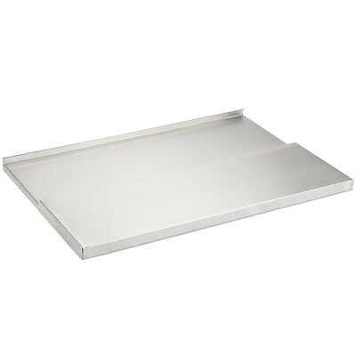 18 X 30 Stainless Steel Underbar Ice Bin Sliding Lid Cover