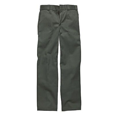 Dickies - Original 874® Work Pant Feizeit chino Herren Hose Charcoal Grey