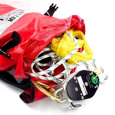 Se200ft Miller Safescape Elite Rescue System 200 Ft Length 330 Lb Capacity