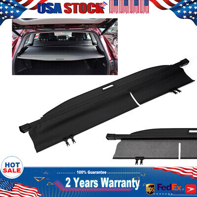 For 2014-2019 Toyota Highlander Retractable Cargo Luggage Rear Trunk Cover US