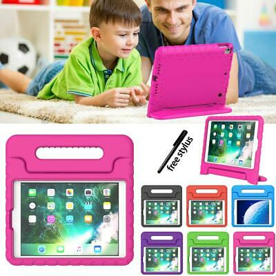 Kids Handle Case EVA Cover Stand For iPad 2/3/4/mini 1/2/3/4/5 Air 1/2/Pro 9.7