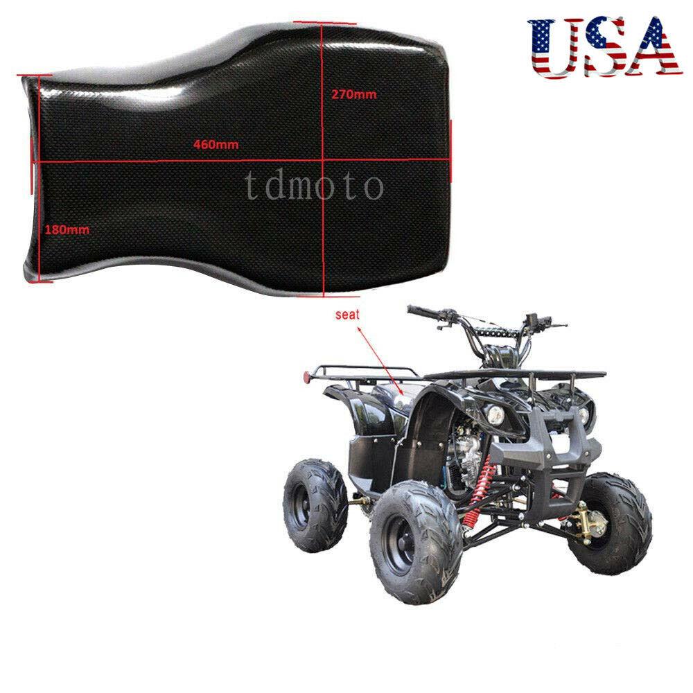 50 70 90 110 150CC CHINESE ATV COOLSTER TAOTAO REDCAT KAZUM SUNL BAJA SEAT BLACK