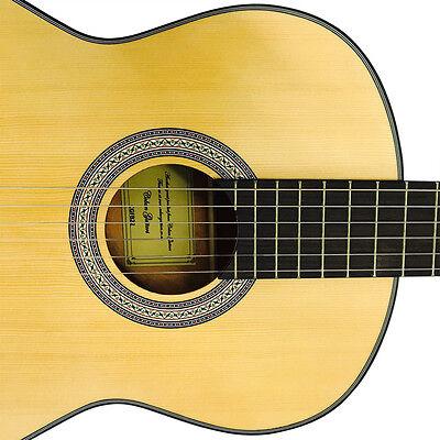 Usado,  Coban 4eq Electro Acoustic Full Body Classical guitar in Semi- Matt Natural segunda mano  Embacar hacia Spain