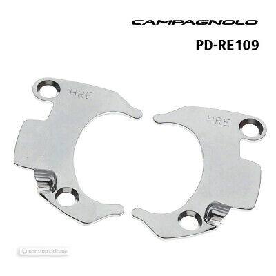 Campagnolo RECORD CHORUS PRO-FIT OEM Replacement Pedal Cleats FLOATING PD-RE020