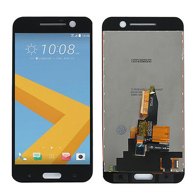 USA New HTC 10 | One M10 M10H LCD Exposition Screen Touch Screen Digitizer Assembly