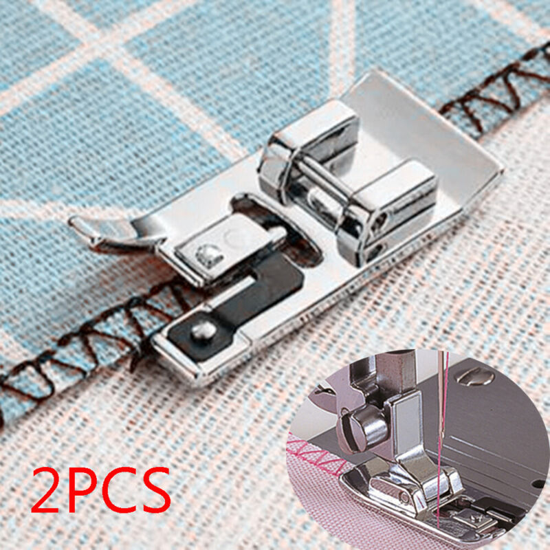 1pc Looping or Fringe Presser Foot Feet Snap on for Domestic Sewing Machine