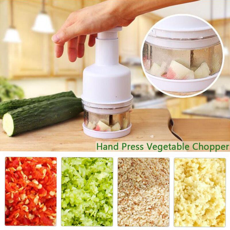 Magic Vegetable Salad Chopper Food Cutter  Kitchen DIY Onion Dicer Garlic Mincer
