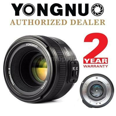 YONGNUO EF 50mm f/1.8 AF Lens Aperture Auto Focus for Canon EOS DSLR Camera