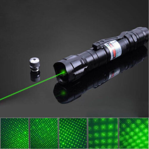 Powerful 532nm 5mw 009 Green Light Laser Pointer Pen Lazer Visible Burning Beam