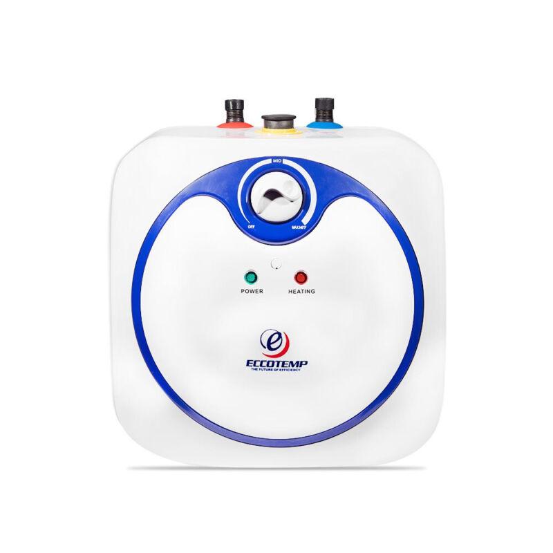 Eccotemp EM-7.0 Indoor Electric Powered Mini Storage Tank Hot Water Heater