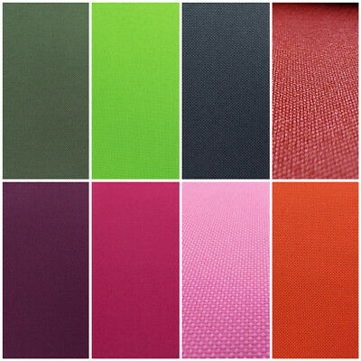 Premium Waterproof Canvas Marine PVC Vinyl Upholstery Outdoor Fabric 1000 Denier