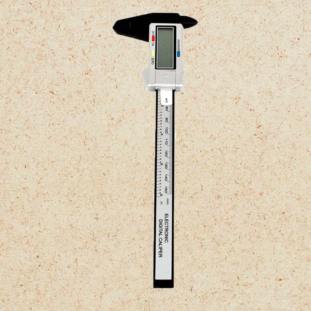 "150mm//6/""electronic digital vernier caliper stainless steel  gauge micrometer"